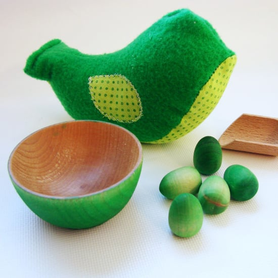 Cute Chick-Shaped Toys and Clothes