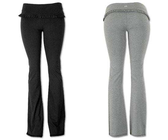 Get Your Butt in Gear: Cammie's Ruffle Foldover Pants