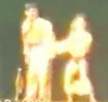 Skirt Falls Off Dancer During Performance