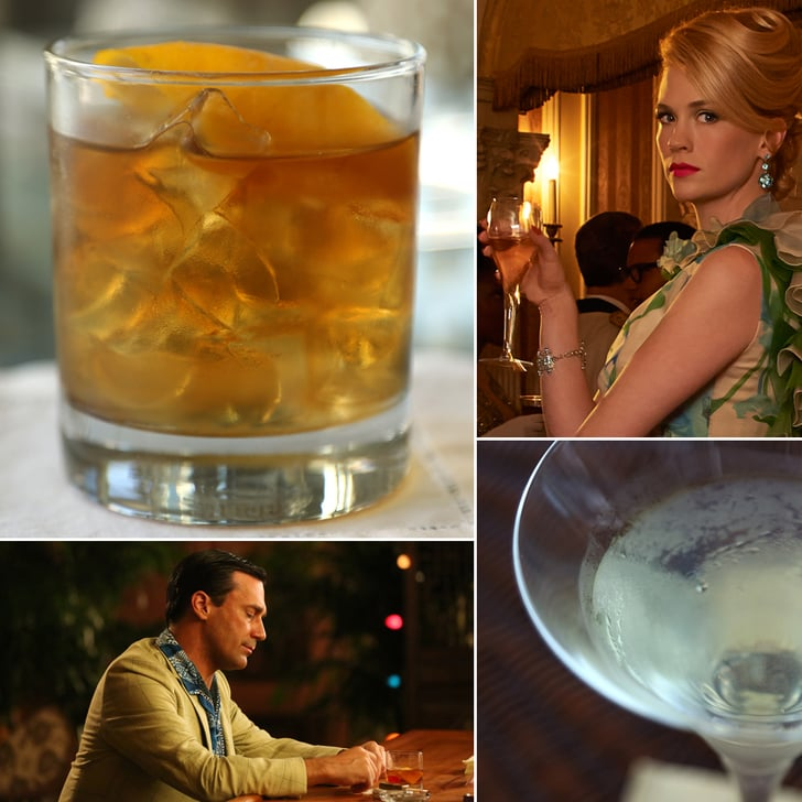 Toast Mad Men's Return With Cocktail Classics