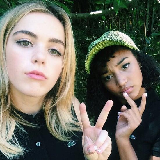 Smart Celebrity Teenagers on Instagram
