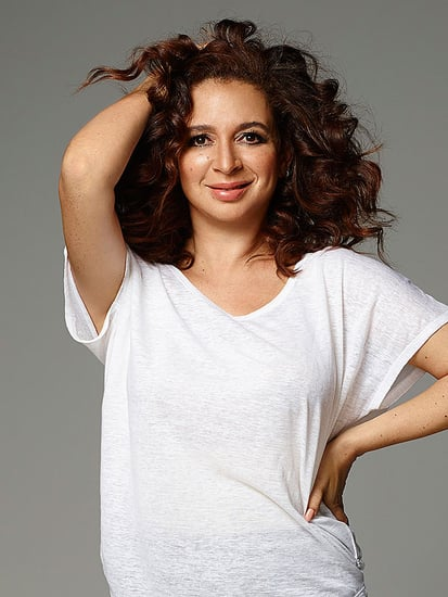 What Makes Maya Rudolph Nervous?