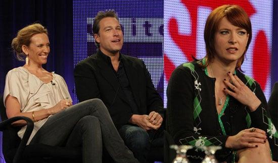 Tara, Diablo and John Introduce United States + 90210 News!