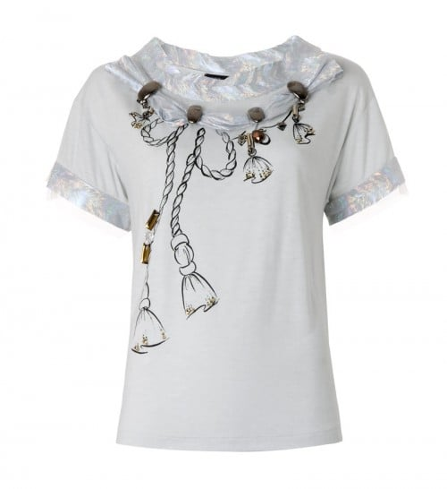 Moises de la Renta's Launches Arts & Crafts Collection of Tee Shirts for Mango