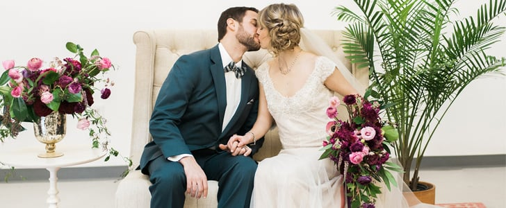 Stunning Ideas For a Valentine's Day Wedding