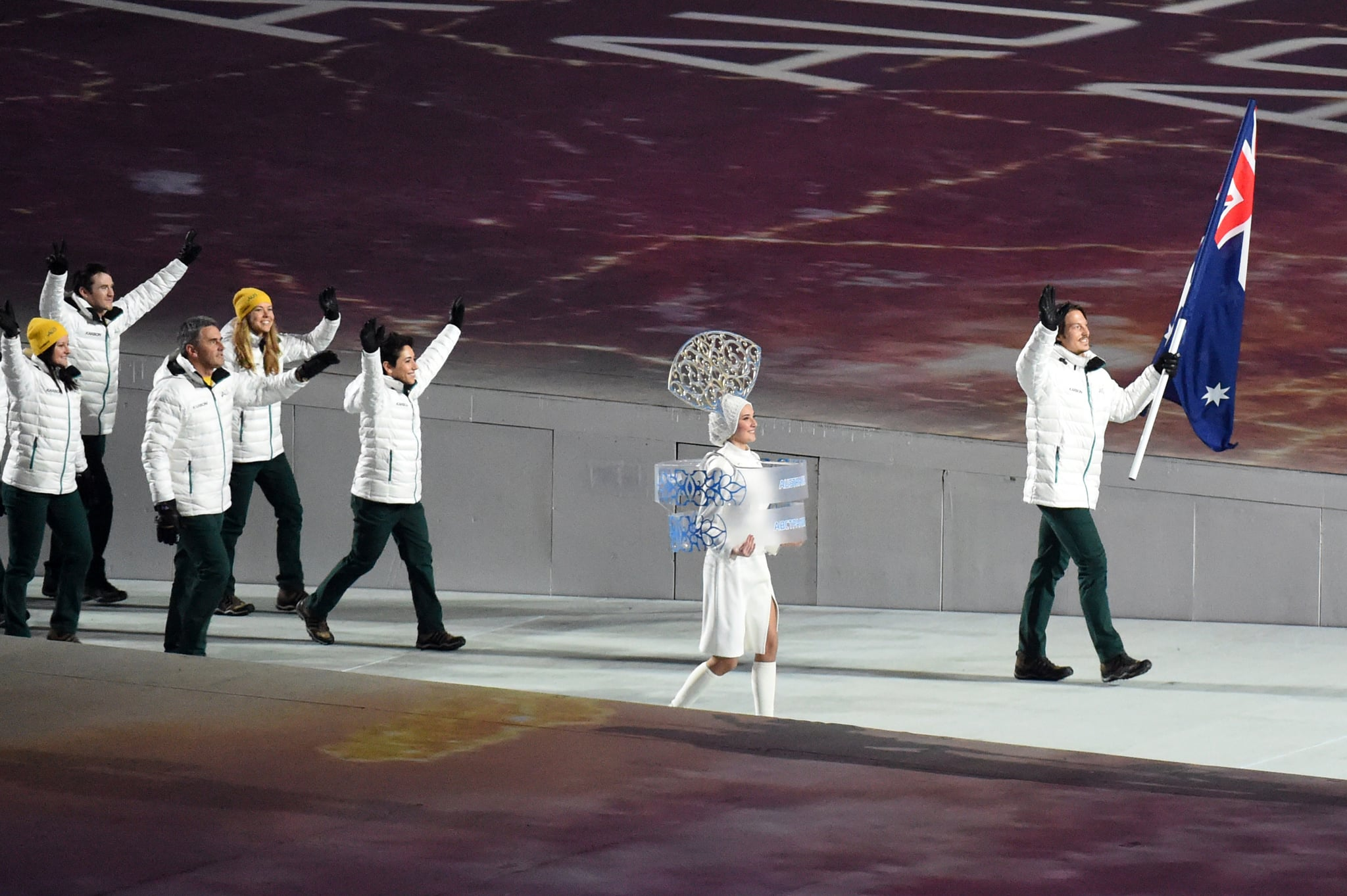 Is This the Opening Ceremony or The Hunger Games?