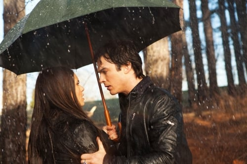 The Vampire Diaries Debate About Elena and Damon's Relationship