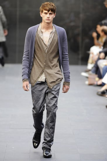 Burberry Prorsum Spring 09 Menswear