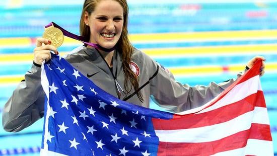 Olympic Swimmer Missy Franklin Talks Rio, College... & Chris Pratt