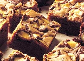 Thankfully We Can Have Milk Chocolate-Malt Brownies