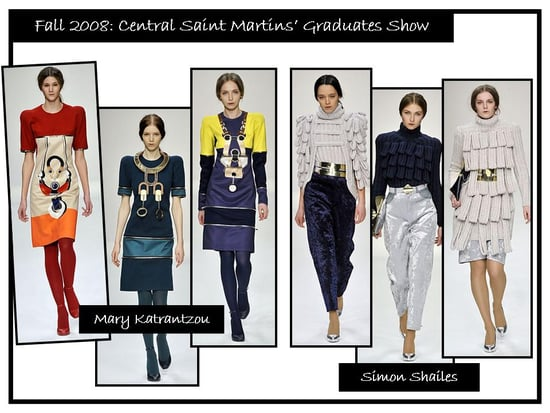 Central Saint Martins Fashion Show: Why Do Design Students Never Show Wearable Clothing