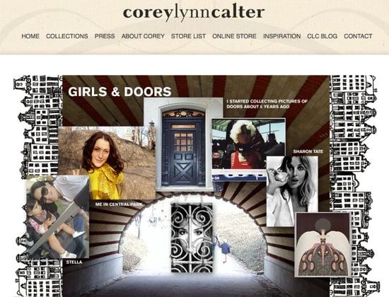 Fab Site: CoreyLynnCalter.com