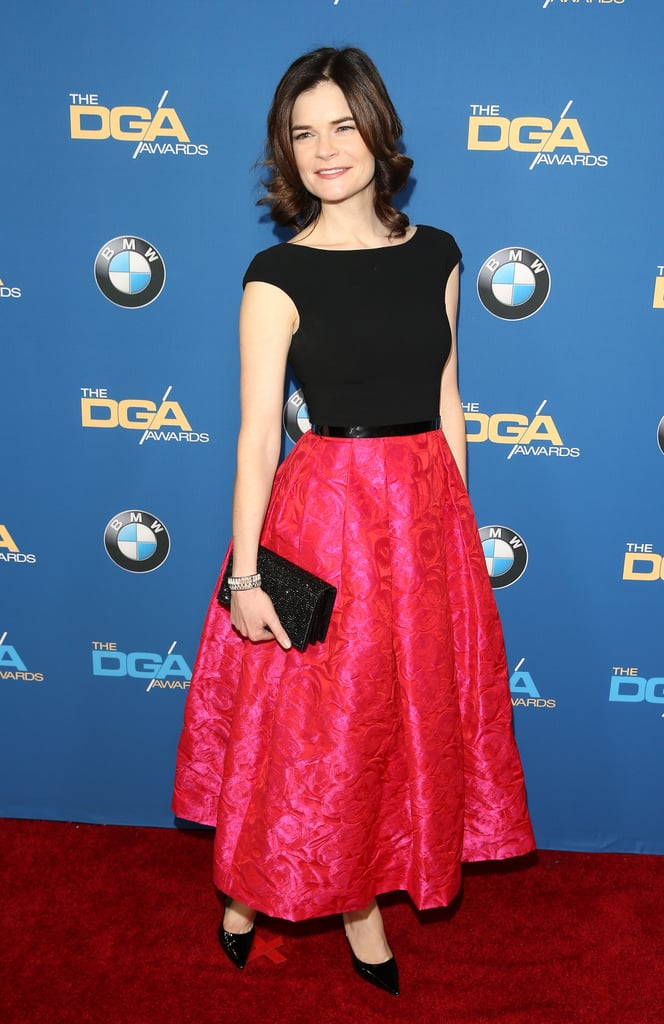 Betsy Brandt hit the red carpet at the event.
