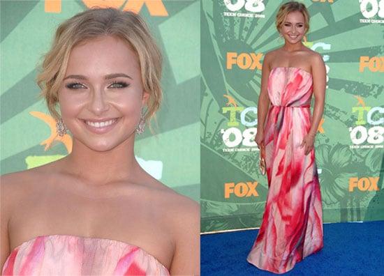 Teen Choice Awards: Hayden Panettiere