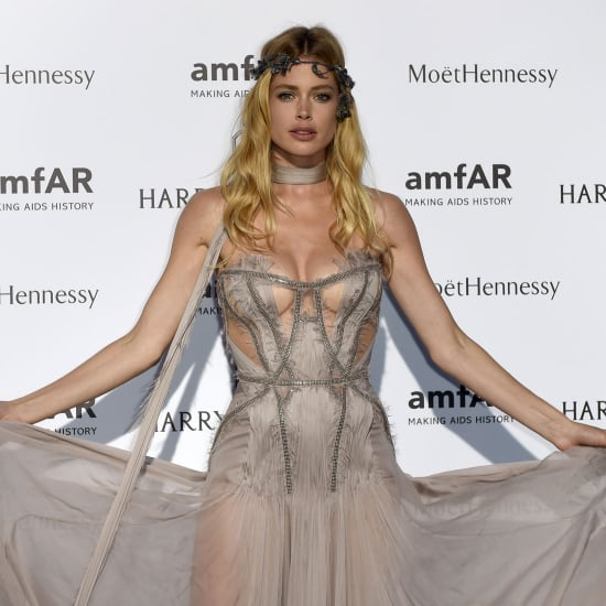 amfAR Paris Red Carpet Dresses