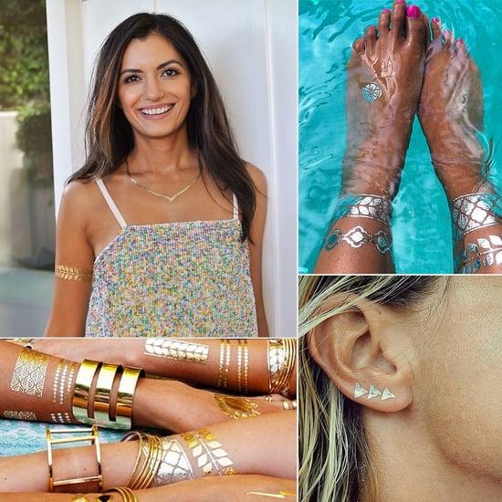 Meet Miranda Burnet, the Genius Entrepreneur Behind Flash Tattoos