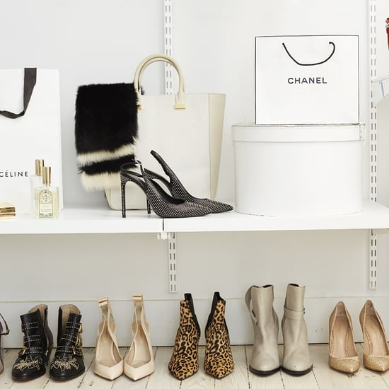 How to Organize Your Shoe Closet