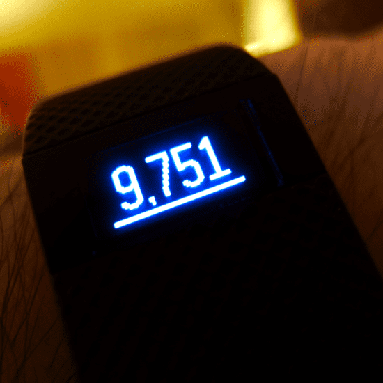 How Many Fitbit Steps Do You Gain From Sex?