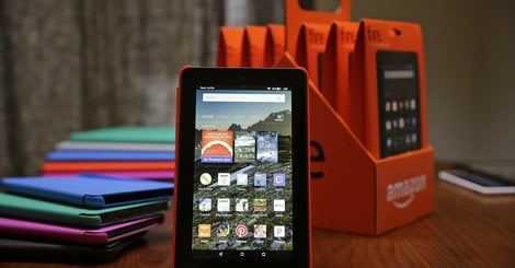 Amazon Announces A New Line Of Super Cheap Tablets