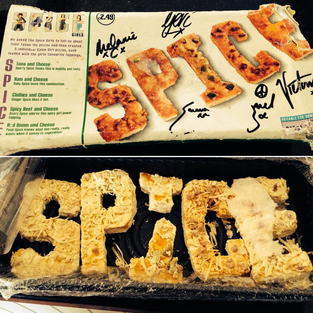 Victoria Beckham Recently Shared This Multiflavored Pizza