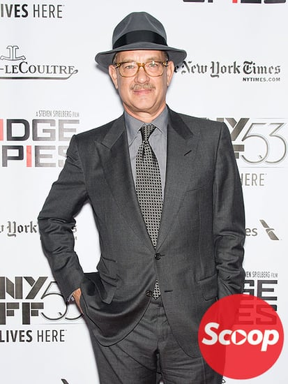 Tom Hanks on Son Colin's New Documentary: 'I'm in Competition with My Son!'