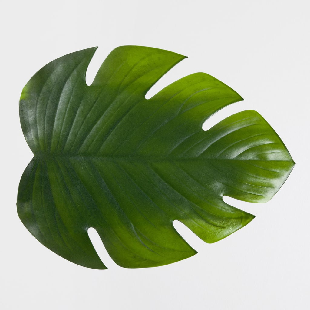 Channel a tropical vibe with these palm-leaf place mats ($17).