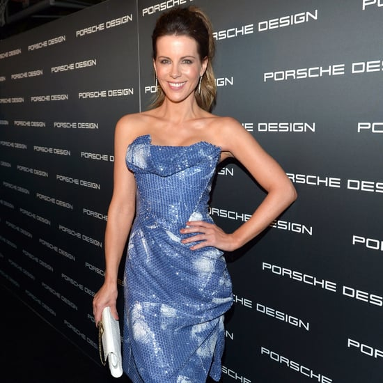 Kate Beckinsale and Len Wiseman at Porsche Party | Pictures
