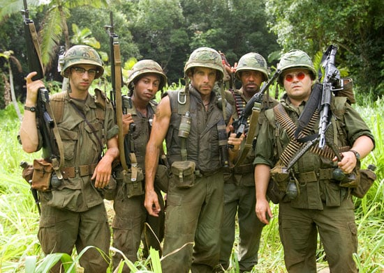 Movie Review: Tropic Thunder