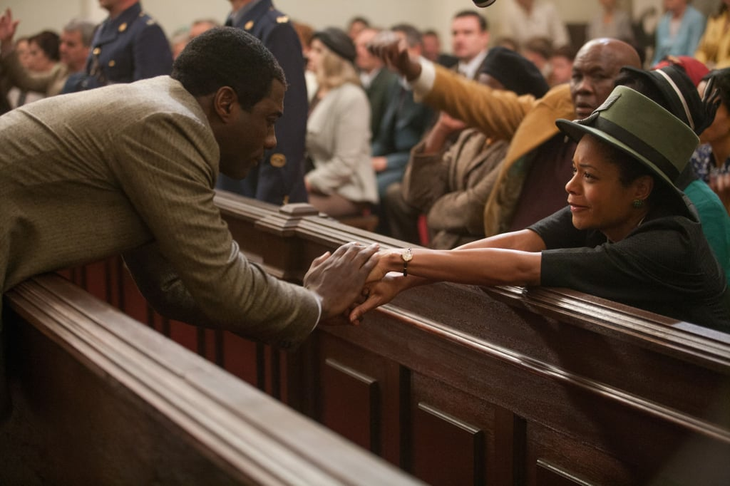 Mandela: Long Walk to Freedom  What it's about: Idris Elba plays South African president Nelson Mandela in his journey from childhood to global icon of peace. Why we're interested: Elba has been killing it lately, garnering nods for his part on the British series Luther, and it'll be great to see him up on the big screen in a role that should showcase his acting skills. When it opens: Nov. 27 Watch the trailer for Mandela: Long Walk to Freedom.