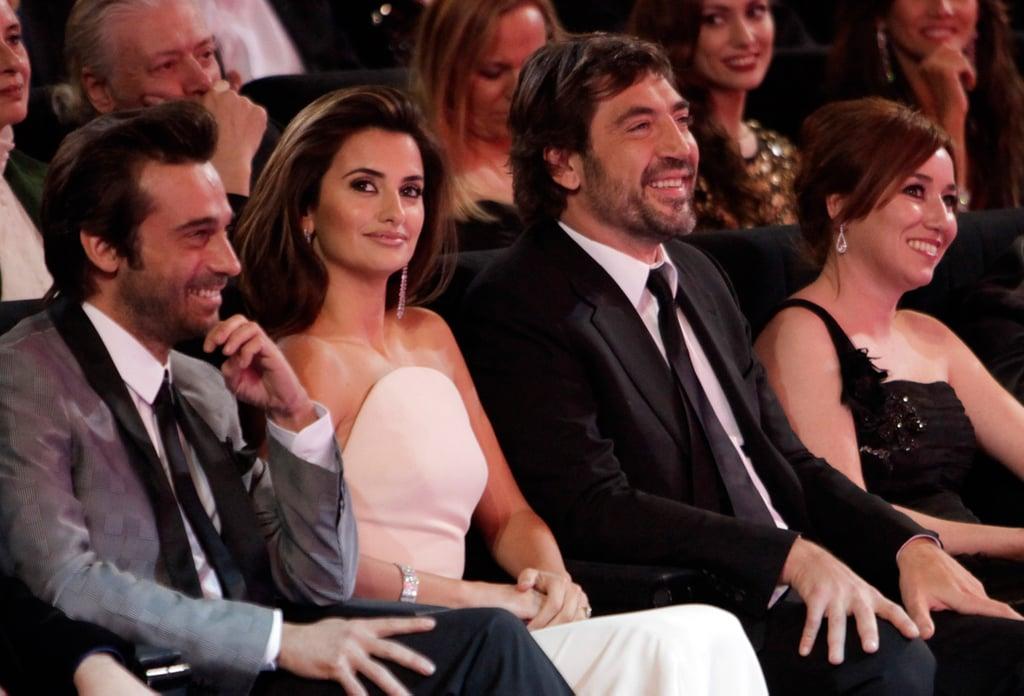 Power Couple: Javier Bardem and Penelope Cruz