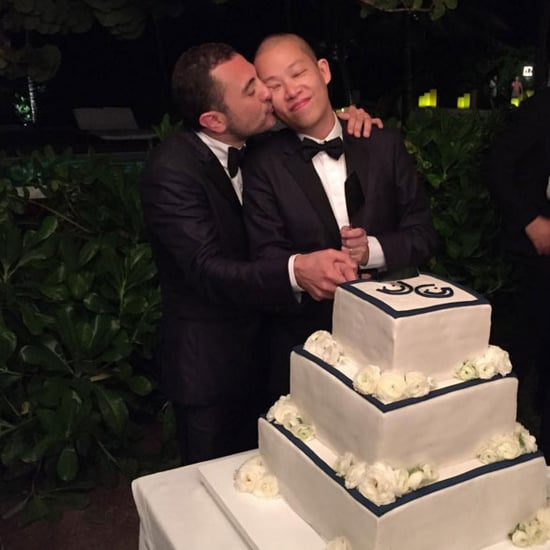 Jason Wu's Wedding Pictures
