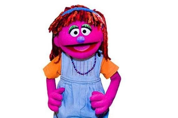 """Lily, the """"Food Insecure"""" Puppet"""