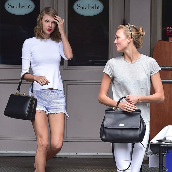 Taylor Swift's and Karlie Kloss's Street Style