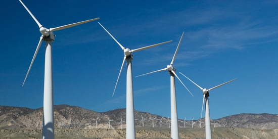 Start-up uses drones to maintain wind turbines