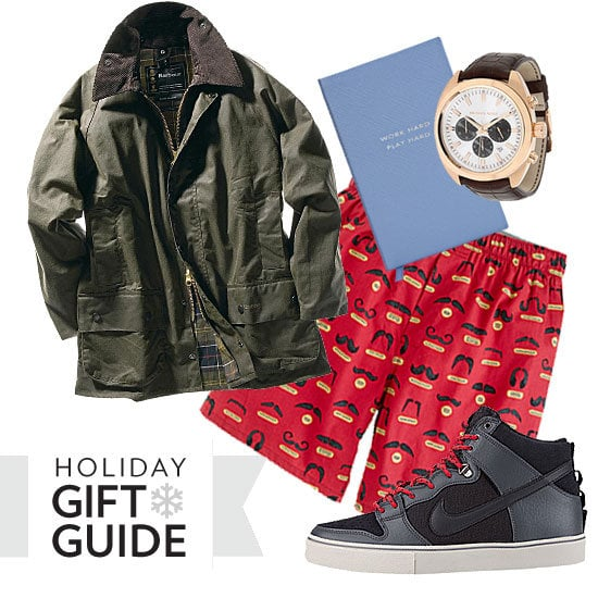 Consider this your ultimate field guide to finding just the right stuff to suit your guy's style, no matter what that may be. Fab has covered all the bases, so all you have to do is man up and shop!