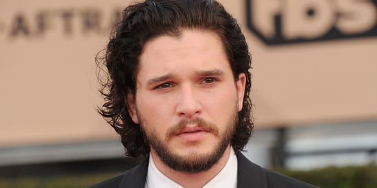 Why Kit Harington Showed Up To His 'GoT' Audition With A Black Eye
