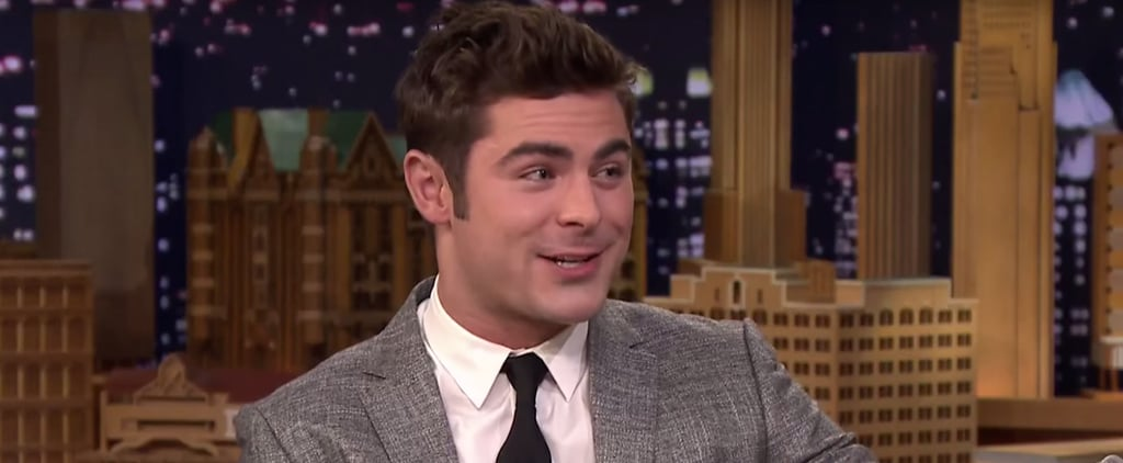 Zac Efron's Story About Swimming With a Tiger Shark Will Freak You Out