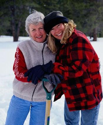 Casa Quickie: Eco Snow Removal
