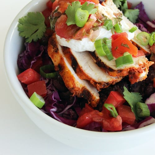 High-Protein Healthy Lunches