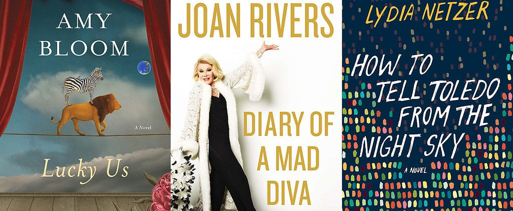 If you're looking for some new titles to add to your Summer reading list, don't worry — there are plenty of can't-miss books coming out this month! Along with brand-new fiction from popular authors like Jojo Moyes, Amy Bloom, and Rainbow Rowell, several exciting thrillers will be hitting shelves, including a mystery by Daniel Silva. As you prepare for your next getaway, take note of these July must reads, courtesy of POPSUGAR Entertainment.