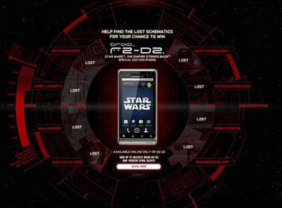 Droid R2-D2 News