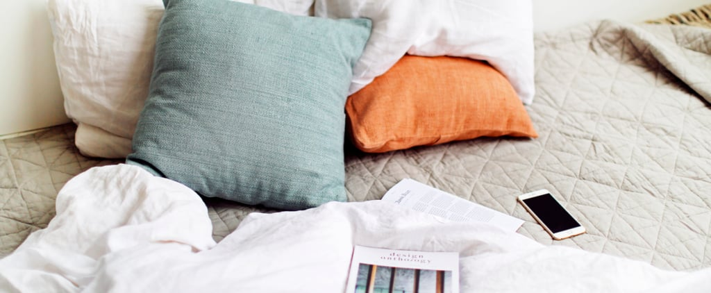 Can't Sleep? Banish This 1 Thing From the Bedroom