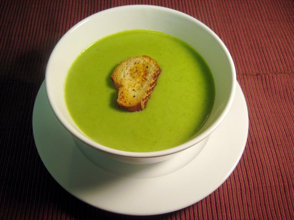 Soup's On: Sweet Pea Soup