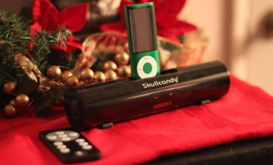 Skullcandy's Pipe iPod Dock Review on GeekSugar