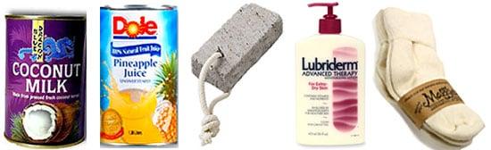 DIY Spa Treatment: A Tropical Callus Tonic