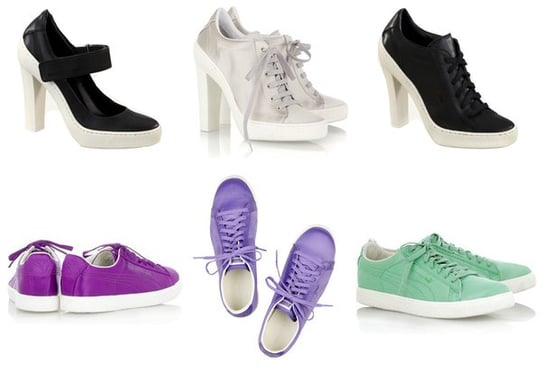 Shopping: Sergio Rossi For Puma Collection