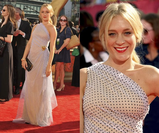 Photos of Chloe Sevigny at 2009 Emmy Awards