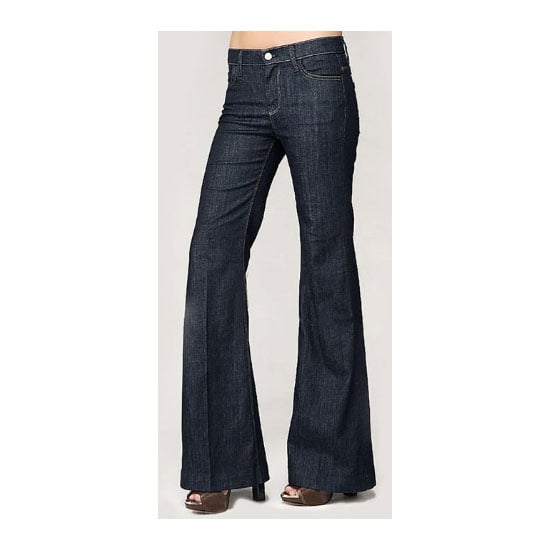 Best Flared Jeans For: Pear Shapes