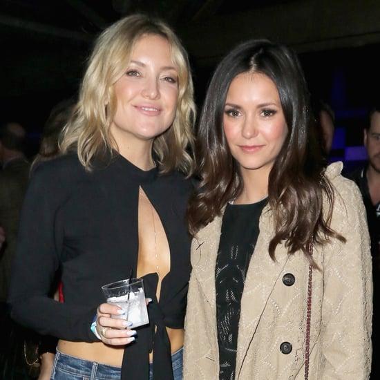 Celebrities at Super Bowl Preparties 2016 | Pictures