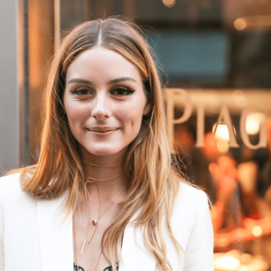 Olivia Palermo's White Suit at Piaget Event May 2016
